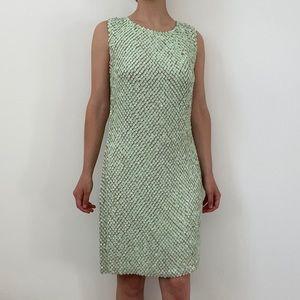 ALICE + OLIVIA Mint Green Sequin Dress